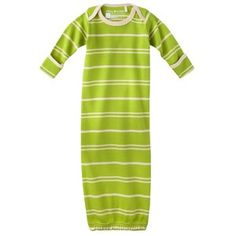 Kee-ka Infant Sleep Gown - Green