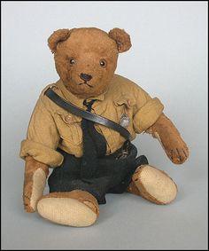 Old Teddy Bears, Vintage Teddy Bears, My Teddy Bear, Boyds Bears, Needle Felted Animals, Felt Animals, Bear Doll, Plushies, Teddybear
