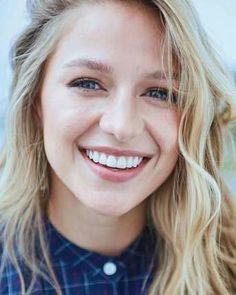 Melissa Benoist is Supergirl Melissa Marie Benoist, Melissa Benoist Sexy, Nelissa Benoist, Jessy Nelson, Melissa Supergirl, Kara Danvers Supergirl, Beautiful Smile, Woman Crush, Glee