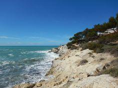 De ruige kust bij Santa Ponsa Mallorca