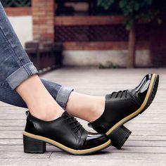 Ventas-calientes-2015-nueva-four-season-mujeres-zapatos-de-tacones-cuadrados-partido-de-la-vaca-zapatos.jpg (800×800)