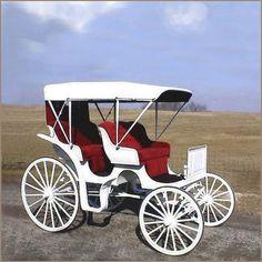 Horse Drawn Wagon. Could even use Snowball to pull it :) hors drawn, wagon wheels, hors carriag, drawn wagon, hors wagon