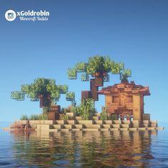 Goldrobin – Minecraft Builder on In Minecraft Building Designs, Minecraft Structures, Minecraft Houses Blueprints, Cool Minecraft Houses, Minecraft Architecture, Minecraft Buildings, Minecraft Cottage, Minecraft Castle, Minecraft Plans