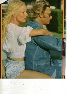 Sylvie Vartan and Johnny Hallyday Celebrity Couples, Celebrity Pictures, Johnny Hallyday Sylvie Vartan, Jade Et Joy, Johnny Halliday, Vartan Sylvie, Christian Audigier, Music Love, Elvis Presley