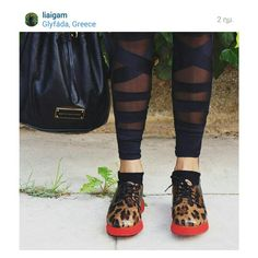 Leopard is the new black #mydebour