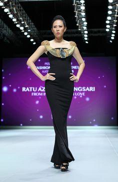 IFW 2013 # 123 Ratu Azima Mayangsari – From Indonesia with Love Indonesia Fashion Week, Formal Dresses, Dresses For Formal, Formal Gowns, Formal Dress, Gowns, Formal Wear
