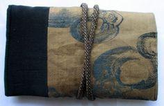 着物リメイク 羽織の裏地で作った和風財布 1939の画像3枚目