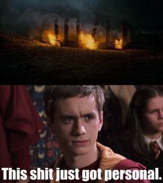 Harry Potter Imagines: Oliver Wood - Quidditch