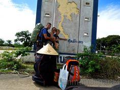 Nuestro últimos centímetros en Tailandia