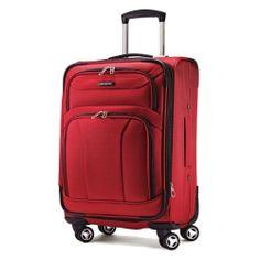 "Samsonite Southbridge 21"" Spinner #travel #luggage"
