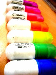 fotos con colores del arcoiris