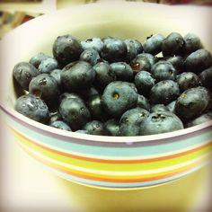 Blueberries fight wrinkles!