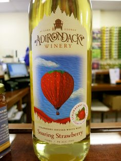 Stop and see our friends at Adirondack Winery for a tasting!