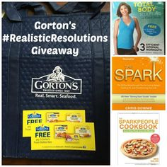 Enter my #RealisticResolution Giveaway.  Entries close 1/23/15!