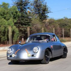 Porsche 356 Outlaw, Retro Cars, Motors, Dream Cars, Classic Cars, Wheels, Dreams, Vehicles, Sports