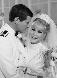 """I Dream of Jeannie"" Season 5 Episode ""The Wedding"" 1969-1970"