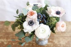 awesome vancouver florist A repost from @misshayleyalice . Love this photo of a bouquet for this sweet lady. #flowerfactory #anemone #botanicalwinter by @flowerfactory  #vancouverflorist #vancouverflorist #vancouverwedding #vancouverweddingdosanddonts
