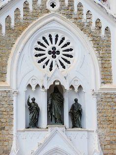 Petrolina: capital do vale do São Francisco. catedral sagrado coração de jesus.
