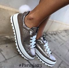 SNEAKERS #new #collection #shopart #shopartmania #fallwinter16 #ponpon #sneaker #supershoes #coolstyle #adorage #style #wearingshopart #parusia23