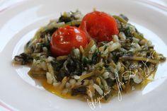 Aynur Hanımın Dünyası: Zeytinyağlı semiz otu