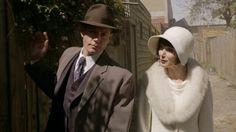 Miss Fisher - Murder in Montparnasse.