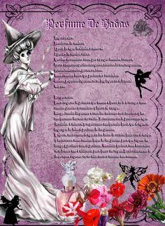 Trastos de Bruja: Perfume de hadas