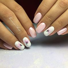 Interesting 100 Nail Ideas To Choose From And Try Classy Nails, Cute Nails, Pretty Nails, Acrylic Nail Designs, Nail Art Designs, Acrylic Nails, Spring Nails, Summer Nails, Short Square Nails