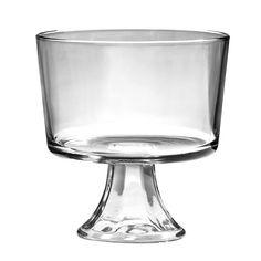 Anchor Hocking Presence Glass Trifle Dish   Overstock.com