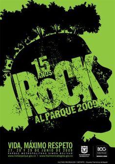 Rock al parque 2009