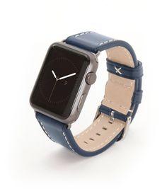 Apple Watch Armband Mitternachtsblau