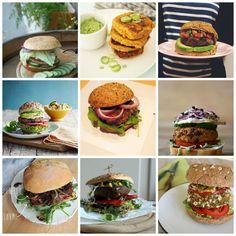 Vegetarische Burgers zelf maken | De Bakparade | Bloglovin