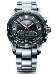 2c0505b4f37 Victorinox Chrono Classic 1 100th Watch Fine Watches