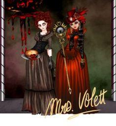 Нажми сюда, чтобы посмотреть фото Миссис Волетт в большом формате!