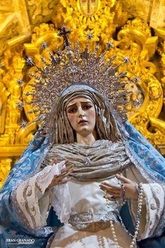 Imágenes Cofrades Fran Granado: Rosario de la Aurora Hdad. de la Misericordia Arah...