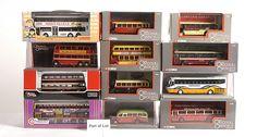 Original Omnibus 1/76th scale diecast Buses. To include, Douglas ...