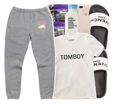 """""""Tomboy"""" by desirenelle ❤ liked on Polyvore featuring INC International Concepts and Givenchy"""