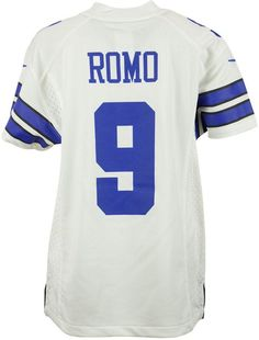 women 2012 new nfl jerseys dallas cowboys 9 tony romo womens fem fan ... 60c4d0aae