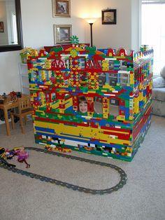 DUPLO Love! The Medium Play House, via Flickr.