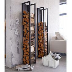 """Zásobník na dřevo """"METAL""""   Jasair nábytek, nejlevnější nábytek za polovinu"""
