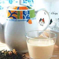 無糖冰奶茶-茶葉泡法食譜 - 飲料類料理 - 楊桃美食網 專業食譜