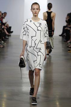 Calvin Klein Collection, Look #21