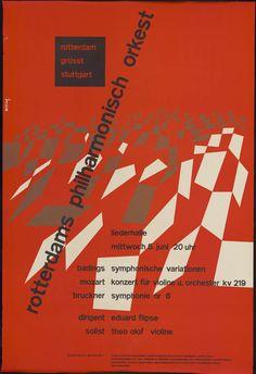 Benno Wissing, Rotterdams Philharmonisch Orkest