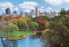 New York for First Timer's. This New York City Itinerary will show you all the top places to visit on your first trip to New York. New York City Guide. New York City Central Park, Park In New York, New York Trip, New York Travel, Travel Usa, Air France, Empire State Building, New York Attractions, Voyage New York