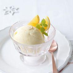 Rezept: Orangen-Mascarpone-Eis