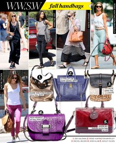 Rachel Bilson would pull off purple skinny jeans. I just adore her STYLE!!... ok, I'm done.