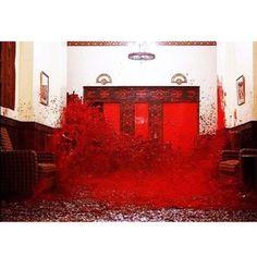 red room,  SHINING