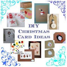 diy christmas card ideas   Here are my top 10 DIY Christmas card ideas.