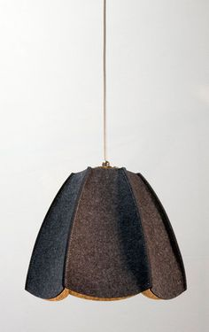dolores pendant • shine labs  -- would be so cute over my wall mounted side tables!