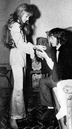 marianne faithfull mick jagger - Google Search