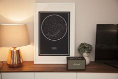Create a unique star map for Brendan and Freya. Shows the night sky the night they were born. Cool Gifts, Diy Gifts, Holiday Gifts, Christmas Gifts, Star Chart, Wedding Website, Night Skies, Decoration, Anniversary Gifts